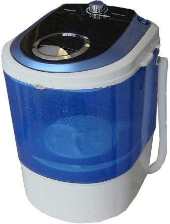 Price comparison product image Bonus Package Panda Small Mini Portable Compact Washer Washing Machine 5.5lbs Capacity