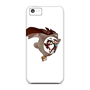 Iphone 5c Ipi11813scDb Customized Vivid Totoro Series Durable Cell-phone Hard Covers -LavernaCooney