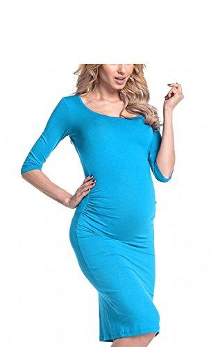 Theraline Pregnancy Pillows - BABUBALA Comfortable;loose Womens Maternity Stretch Jersey