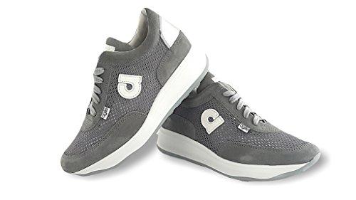 By Agile 1304 Petite Sneakers 36 Rucoline Gris Femme Rg7gwq4