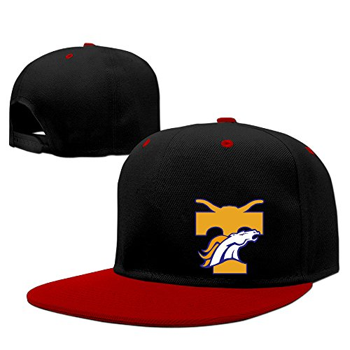 [Ahey Unisex Tennessee Sport Logo Mixed Casual Baseball Hats Red] (Vanderbilt Commodore Costumes)