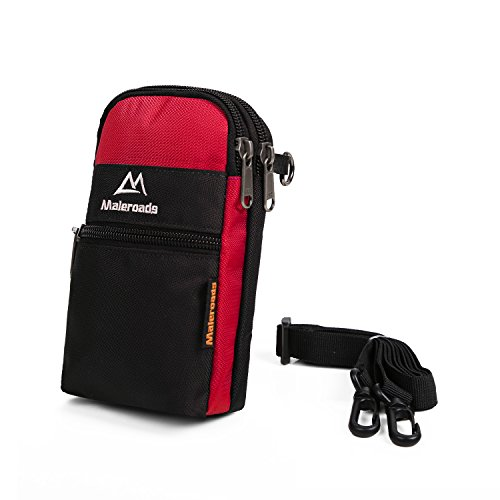 Bag mobilephone Bag Plus Messenger Can Body Handbag Coin Bag pack Cellphone iphone Wristlet Pouch Small Multifunction Clutch Casual Cross Mini 7 Sleeve Red bag Fanny Digital Put 7s Bag ZXZ5w1q