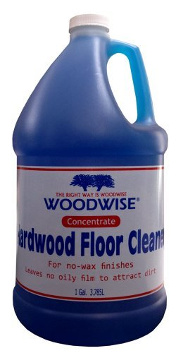 Woodwise 1 Gallon Concentrate No-Wax Hardwood Floor Cleaner by - Woodwise Wood