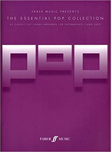 Book The Essential Pop Collection (Piano Solo)