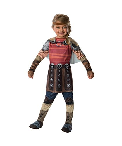 How t (Dragons 2 Astrid Costume)