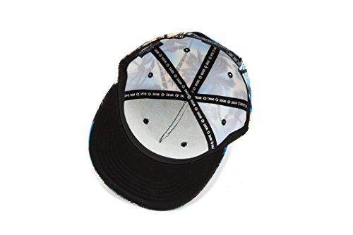 Sport Acme Paysage Snapback Plate Visiere Baseball Cap Hop Hip Unisexe Casquette Motif 3d Réglable De Hipster rZqwPrB