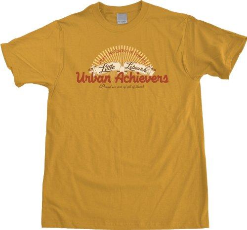Little Lebowski Urban Achievers Unisex T-shirt Movie Fan Tribute Tee