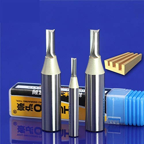 1 piece 1PCS 1/2630MM TCT Straight knife cutter Woodworking Tools Acrylic chisel straight knife ()
