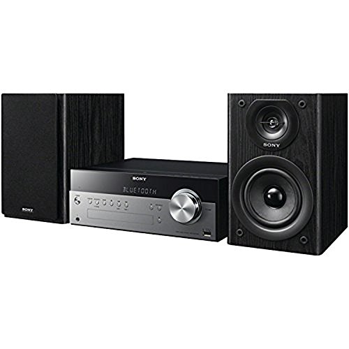 Sony Bluetooth Hi-Fi Home Audio Stereo Sound System With Single Disc Cd Player