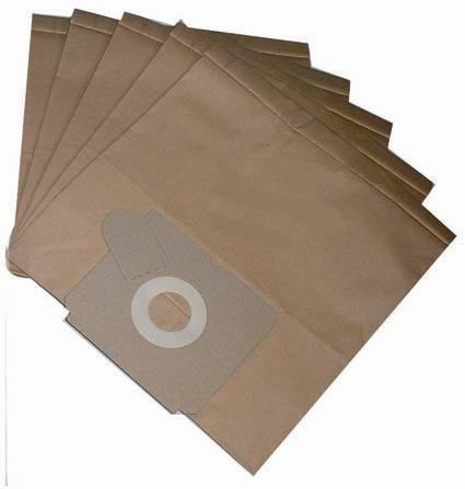 First4Spares Dust Bags For Electrolux Powerplus Vacuum Cleaners Pack of 10