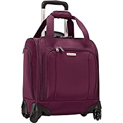 Samsonite Spinner Underseater with USB Port - eBags Exclusive (Potent Purple)