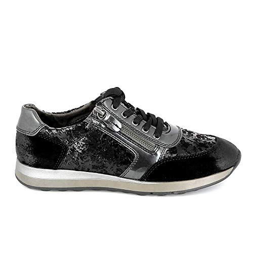 Jana Sneakers Jana Sneakers Noir 23602 1Eq6q7dR