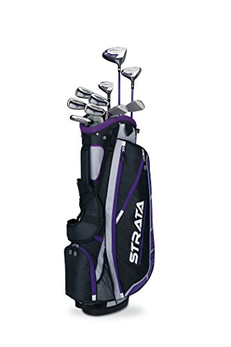 Callaway Women's Strata Plus Complete Golf Set (14-Piece, Right Hand) Review