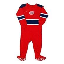 Montreal Canadiens Newborn Face-Off Sleeper