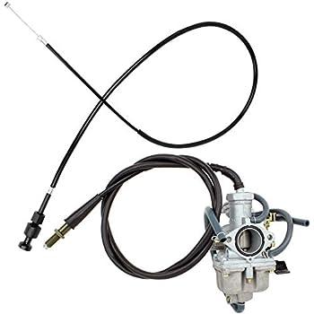 1997-2005 Fits Honda Recon TRX250TM TRX 250 TM Throttle Cable
