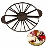 BoatShop Slice Pie Cake 10/12 Piece Equal Portion Marker Divider