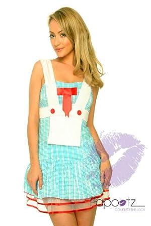 Sexy Dorothy Wizard of Oz 2PC Fancy Dress Costume 6-12 (disfraz ...