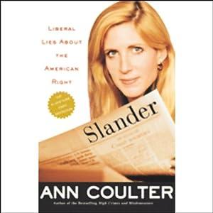 Slander Audiobook