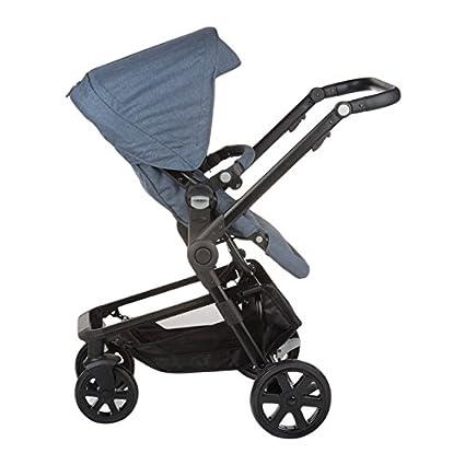 Nurse City 3 Piezas - Sistema modular de silla de paseo y capazo, color soft