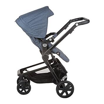 Nurse City 3 Piezas - Sistema modular de silla de paseo y capazo, color soft denim mix: Amazon.es: Bebé