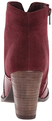 Boot Women's Pollo Western Burgundy Dune London qI514wwH