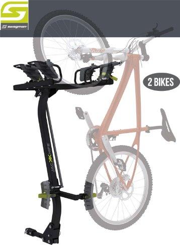 efcce4109c Amazon.com : Brand New Swagman JackKnife 2 Hitch Bike Rack with ...