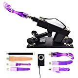 Sex Machine - Automatic Thrusting Sex Machine For Couples,G-spot Masturbation With Unisex Dildo Attachments Available(US-DZ6)