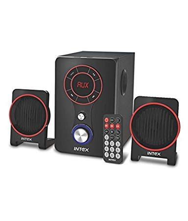 INTEX 2.1 Channel Home Theater System