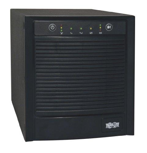 Tripp Lite SMART2200SLT 2200VA 1600W UPS Smart Tower AVR 120V USB DB9 SNMP for Servers, 7 Outlets