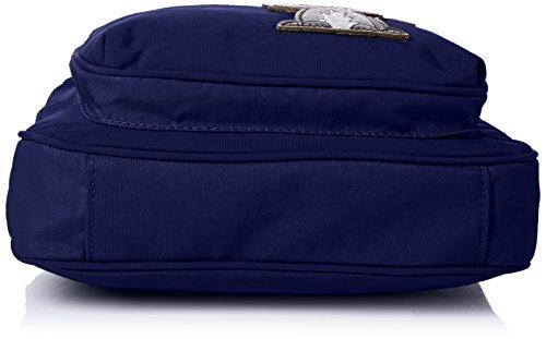 SwankySwans - Emmy, Borsa a tracolla Donna Blu (Blue (Royal Blue))