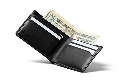 Max leather slim Bellroy 12 flat Low bills cards Caramel wallet and Wallet Black XwgqxfqS