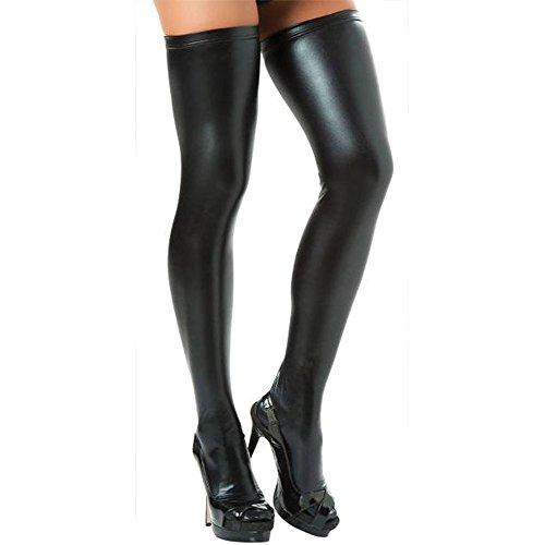 cutecc-women-sexy-spandex-latex-rubber-stockings-long-thigh-high-tights-hosiery-black