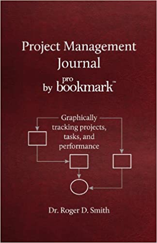 Amazon com: Project Management Journal by ProBookmark: Graphically