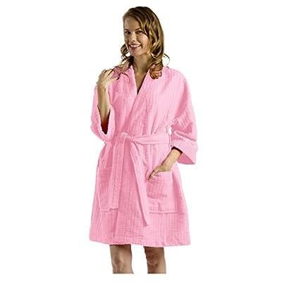 Cheap Personalized Thigh Length Kimono Women's Robe for cheap
