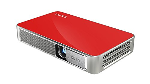 Vivitek Q3 Plus-RD Qumi Ultra-Portable HD Pocket Projector R
