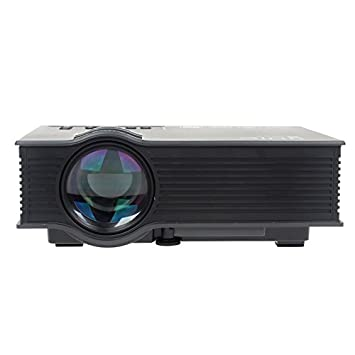 seesii Unic uc46 1200 lums Proyector Home Cinema LED LCD 1080P ...