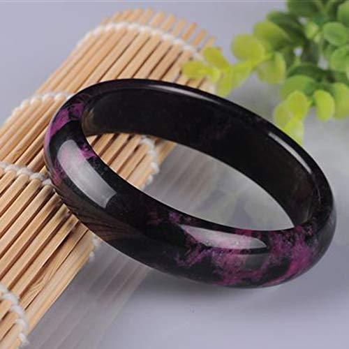 Jade Bangle Bracelet, Natural Icy Dark Nephrite, 16mm Wide, 11 Sizes, Jade Bracelet, Friendship Bracelet, Handmade Polish, Women Bracelet, Gift For Mom