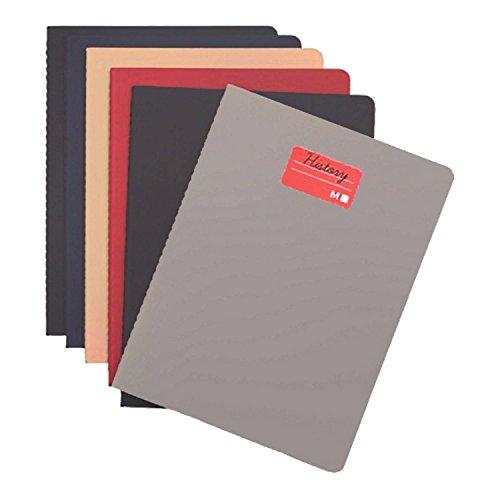 Moleskine Variety 6 Pack Cahier Journals