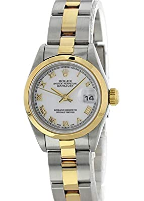Rolex Datejust Automatic-self-Wind Female Watch 69163 (Certified Pre-Owned) by Rolex
