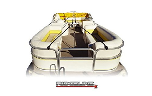 Ridgeline Pontoon Boat Cover Support System (Fits Pontoon Boats, Up to 28-Feet) ()