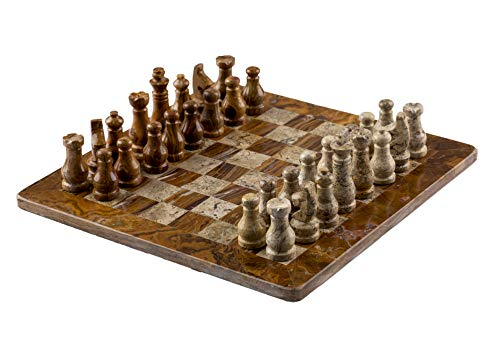 (Marble Chess Set - 16