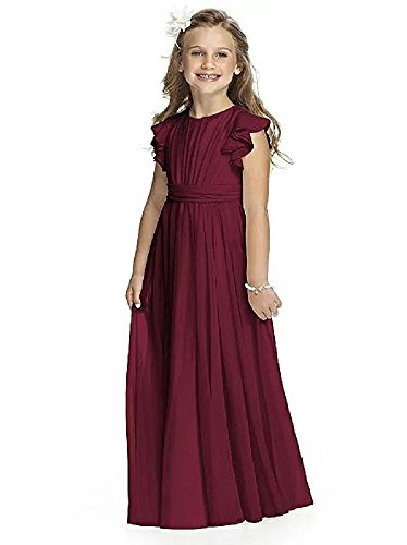 Girls Holy Communion Dress (Castle Fairy Girls Holy Communion Long Gowns Pageant Junior Bridesmaid Evening Dresses 08)