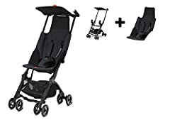 The world's smallest folding infant car seat carrier for our smallest occupants, Pockit Go is designed for infants and parents on-the-go. Now you never have to disturb your resting baby as you transition them from the car. Your infant car sea...