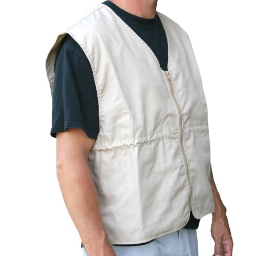 Heat Factory Cooling & Warming Vest X-large, Tan