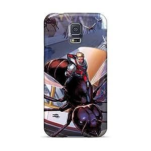 Samsung Galaxy S5 WSI7396lGcI Provide Private Custom Vivid Ant Man Series Protective Hard Phone Cover -SherriFakhry