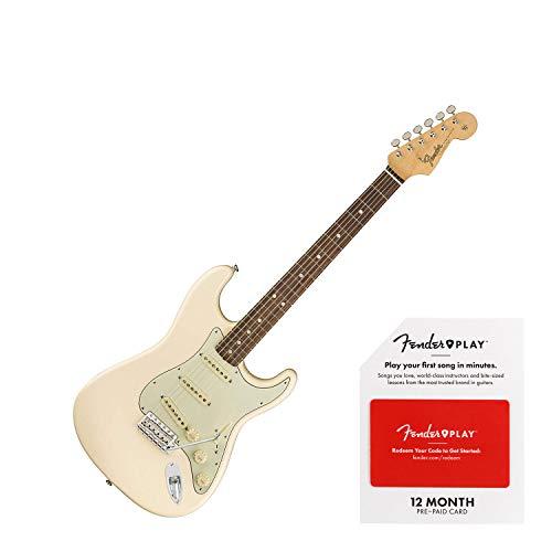 (Fender American Original '60s Stratocaster Olympic White)