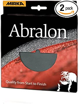 NEW ABRALON PADS USED BY EBONITE  6 INCH 6 PK YOU PICK THE PADS YOU WANT