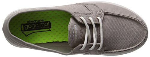 Skechers Mens On-the-go Lanseringen Stein