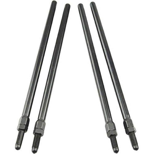 Chromoly Pushrod Set - V-Thunder/Competition Cam Adjustable Tapered Pushrod Set