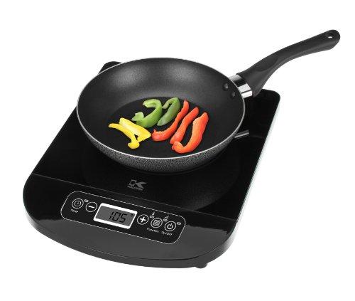 Green Natural Range Gas - Kalorik IKP 40625 BK Induction Cooking Plate, Black